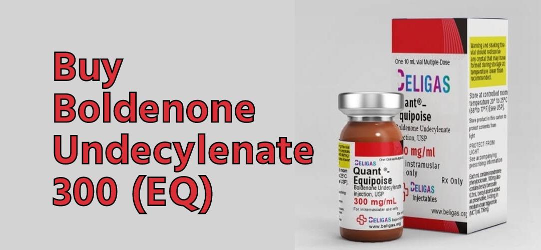 Buy High Quality Boldenone Undecylenate 300 (EQ) in USA